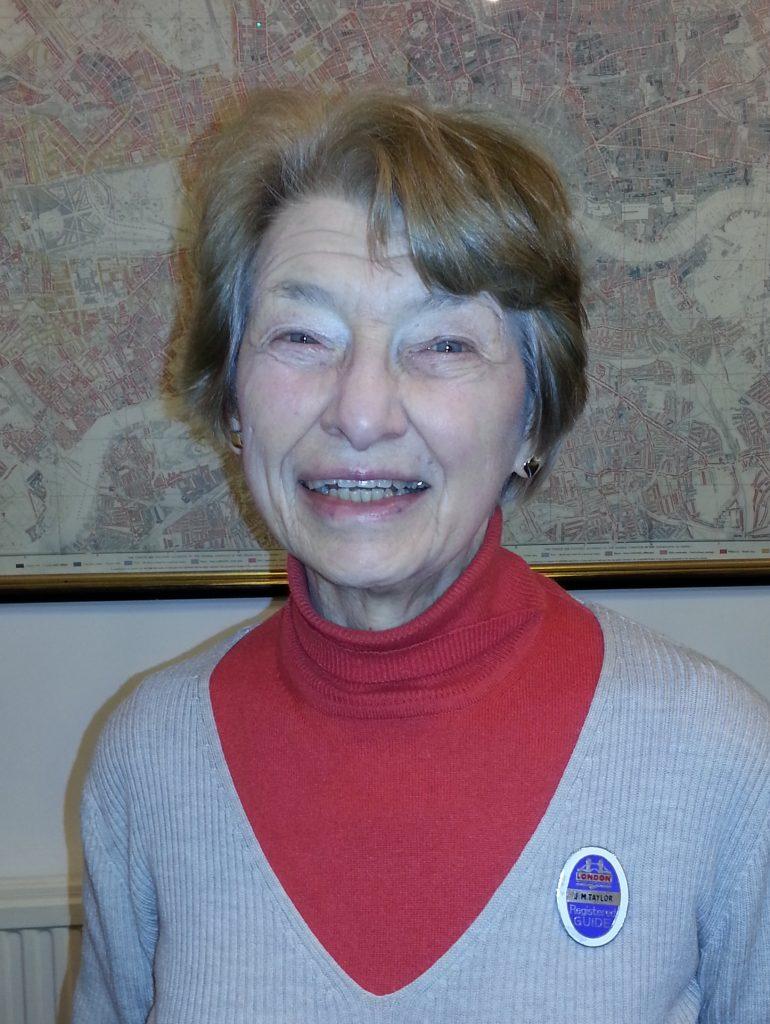 Jacqueline Taylor
