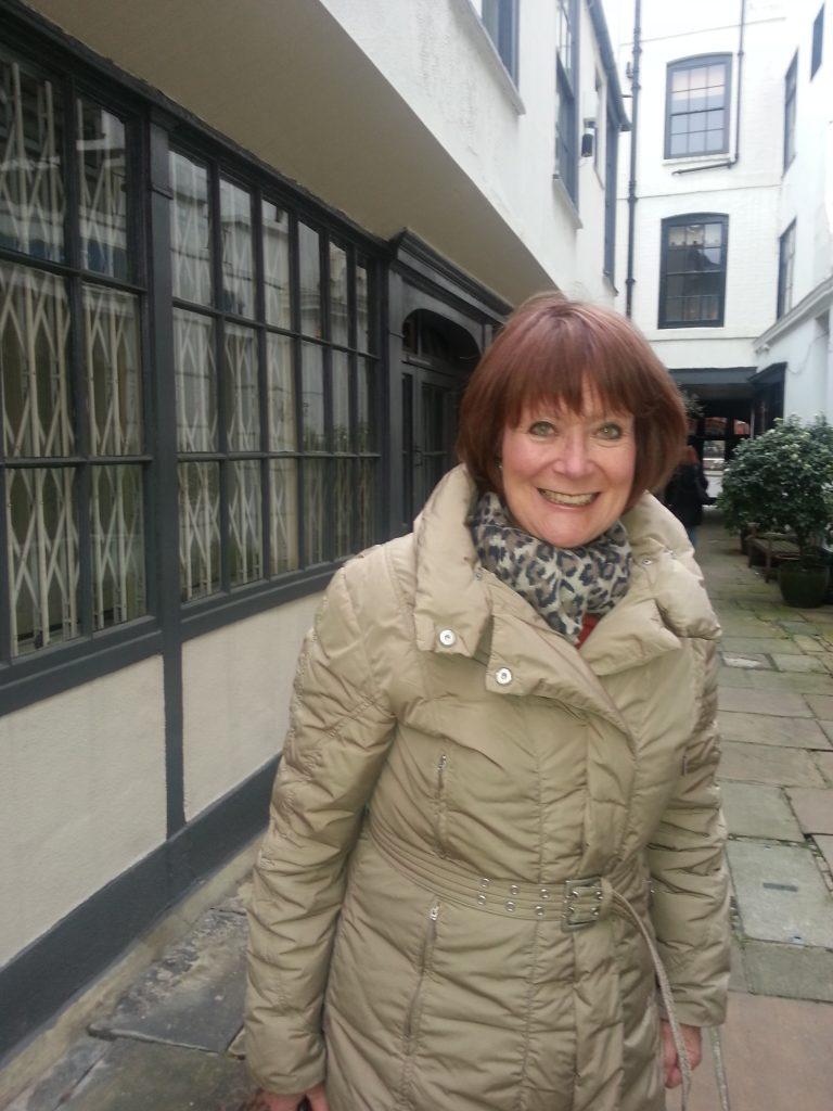Margit Jones